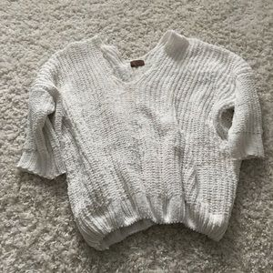 POL Sweaters - Chenille sweater